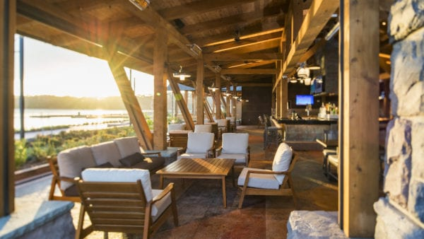 Geyser Point Bar and Grill Now Open
