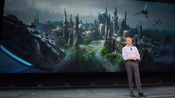 Star Wars Land Opening in 2019