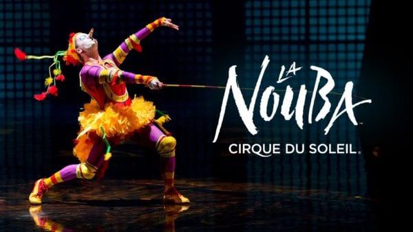 Cirque Du Soleil La Nouba Closing