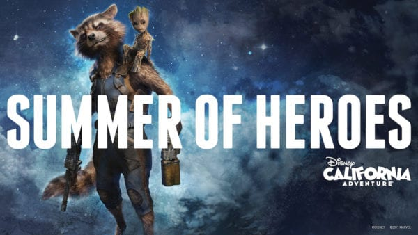 Summer of Heroes Starting May 27