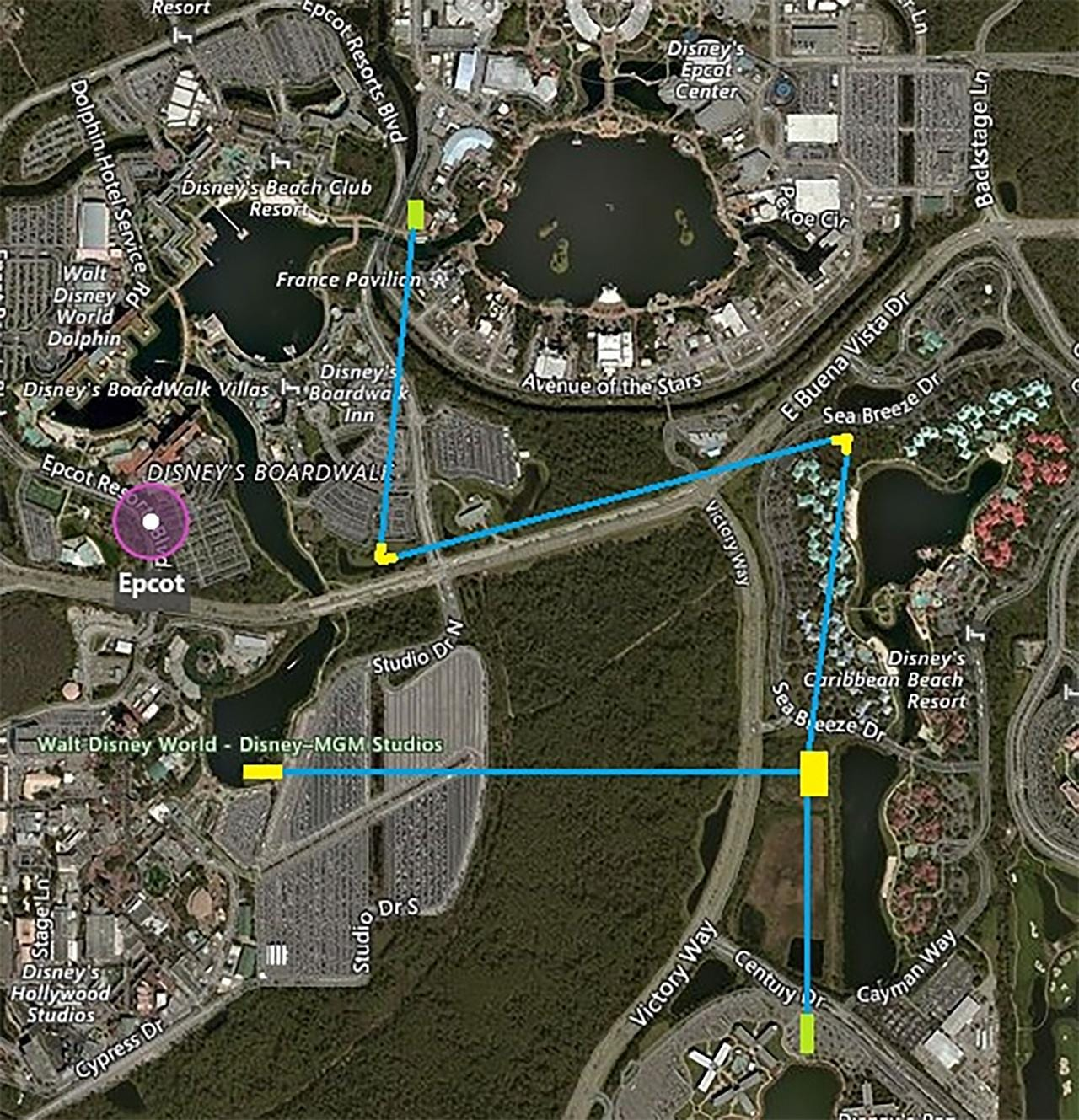 New Skyway System Coming To Walt Disney World