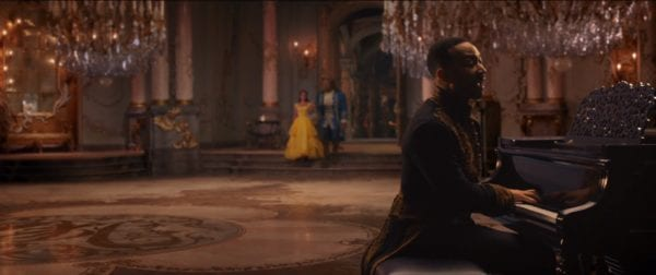 Beauty and the Beast Music Video Ariana Grande and John Legend