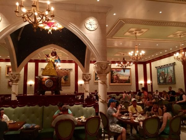 Be Our Guest Lunch Full Review
