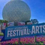Epcot Festival of the Arts Returning in 2018