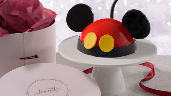Amorette's Patisserie Cake Decorating