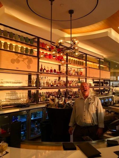 California Grill Bar Bartender