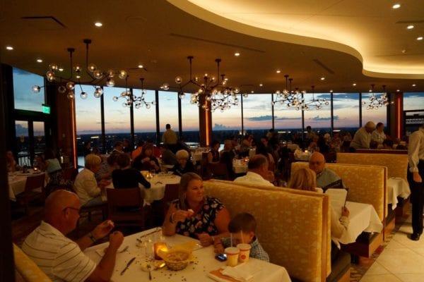 California Grill Main Dining Room