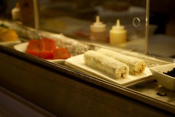 California Grill Sushi Bar Sushi
