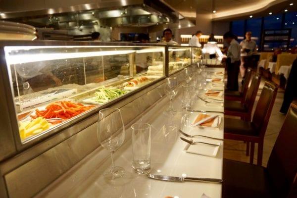 California Grill Sushi Bar Long