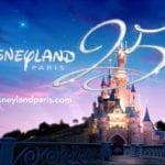 Disneyland Paris 25th