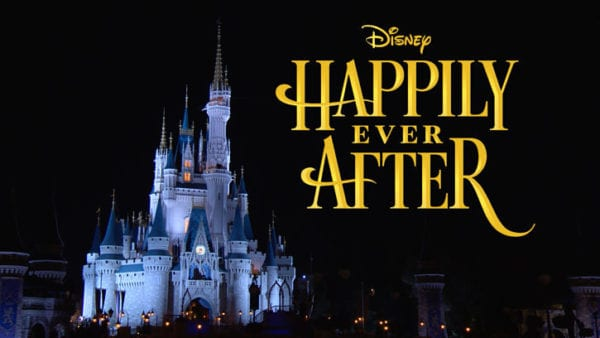 Happily Ever After Live Streaming Event