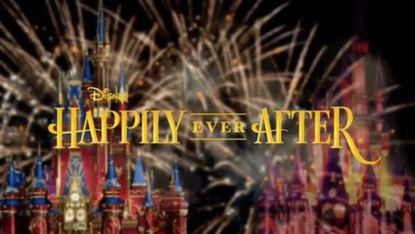 Making of Happily Ever After nighttime spectacular