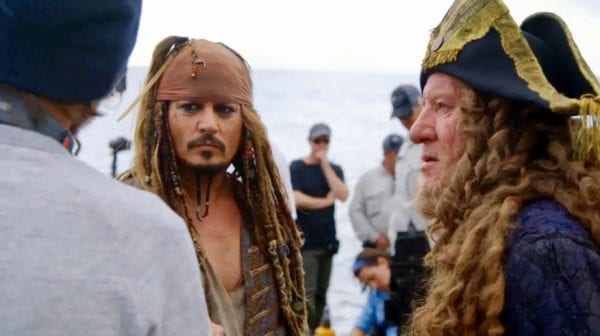 Video: Pirates of the Caribbean Dead Men Tell No Tales Behind the Scenes