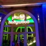 Planet Hollywood Observatory Entrance