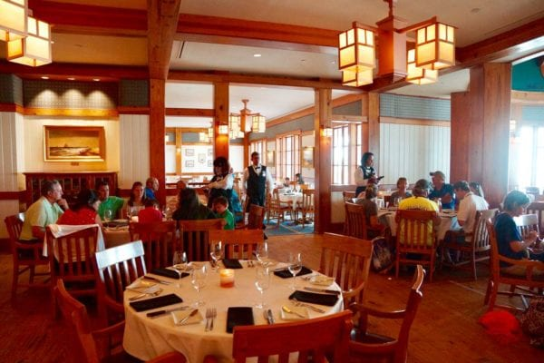 Yachtsman Steakhouse Full Review main dining room big