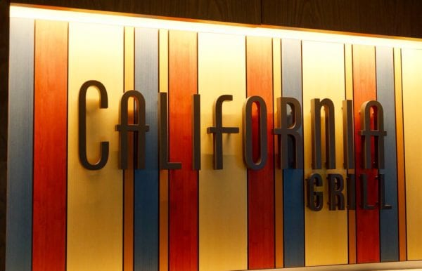 California Grill Full Review