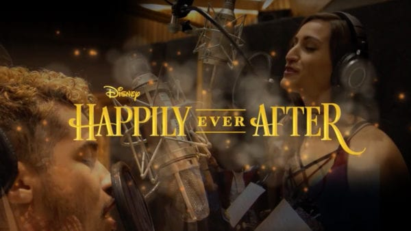 Happily Ever After Music