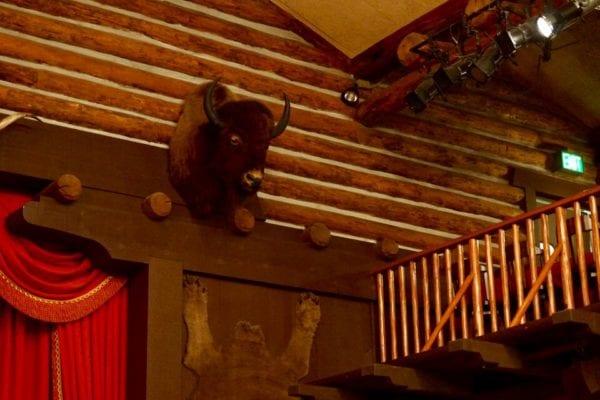 Hoop Dee Doo Musical Revue Buffalo decorations