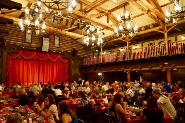 Hoop Dee Doo Musical Revue Full Review Main Dining Hall