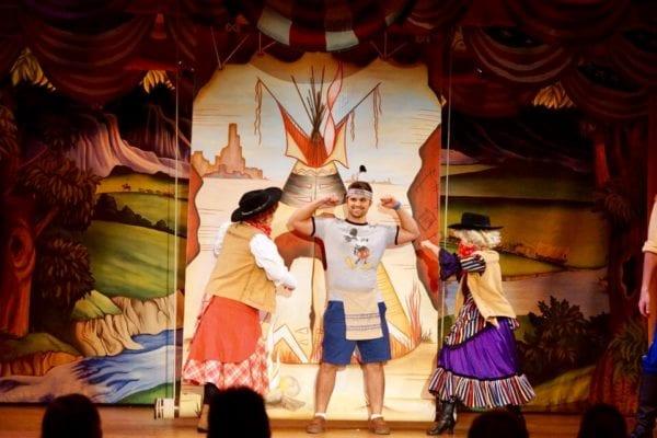 Hoop Dee Doo Musical Revue Full Review Nick Indian