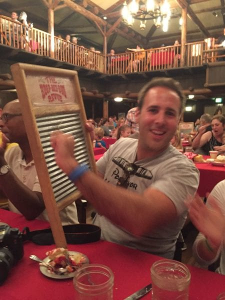 Hoop Dee Doo Musical Revue Full Review Ziggy Washboard