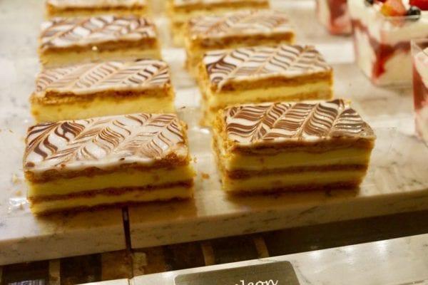Les Halles Boulangerie Patisserie Bakery Napoleons