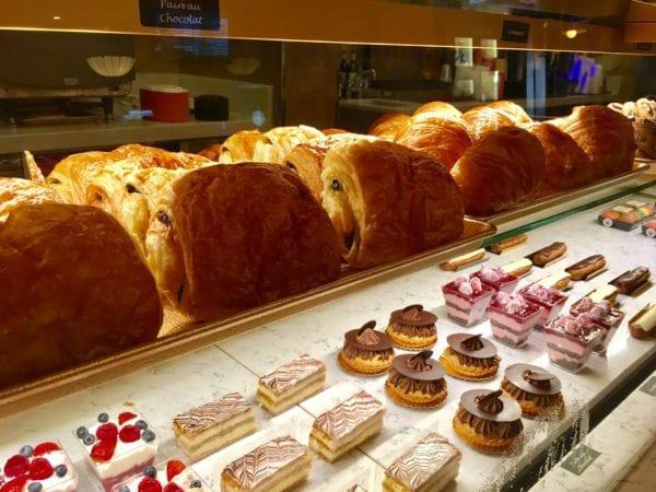 Les Halles Boulangerie Patisserie Bakery Chocolate Croissants