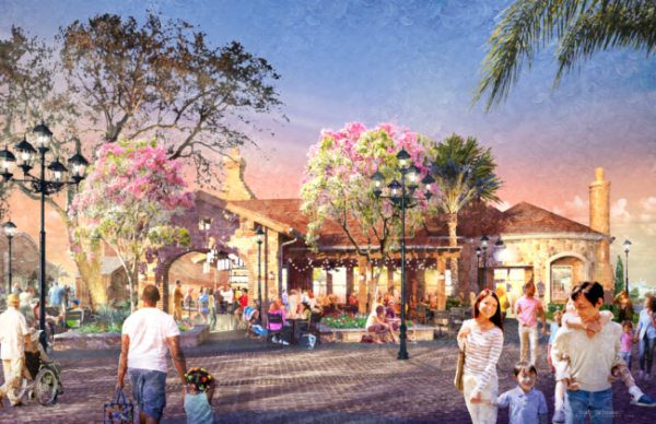 Portobello Restaurant Replacement Coming to Disney Springs