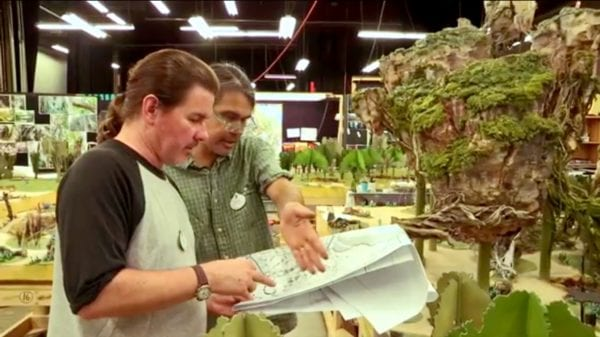 Imagineers Partner with Avatar