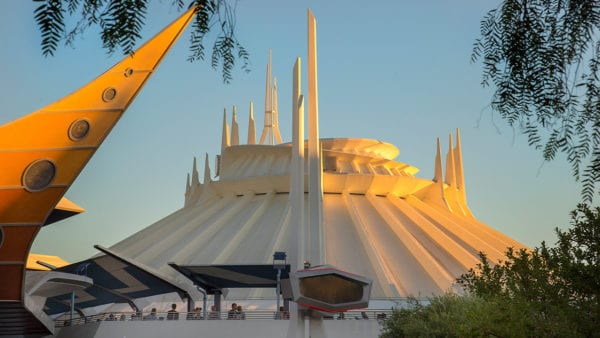 Classic Space Mountain