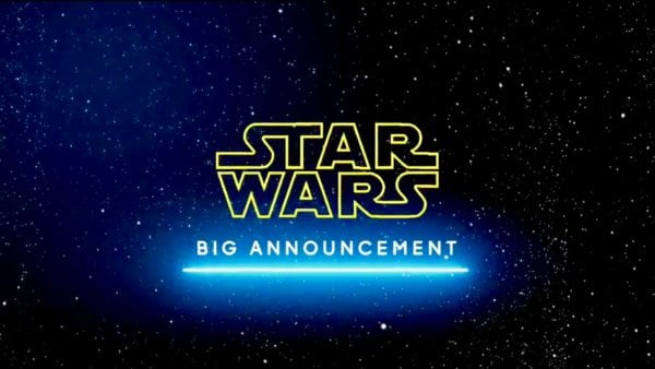 Big Star Wars Announcement on Good Morning America