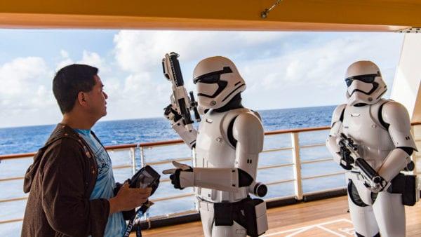 Star Wars Day at Sea 2018