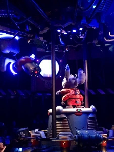 Stitch's Great Escape! Returning