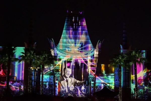 Disney Movie Magic Projection Show Debuts at Hollywood Studios