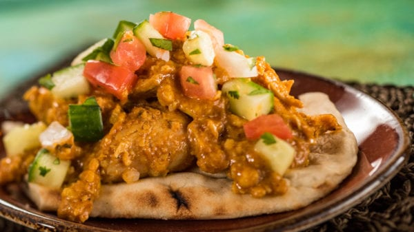 2017 Epcot Food and Wine Festival record number marketplaces spicy korma chicken