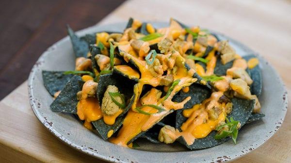 Summer of Heroes Food nachos