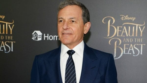 Bob Iger Resigning from Trump advisory council
