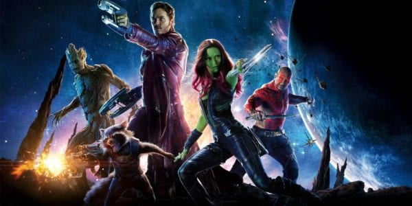 Guardians of the Galaxy Vol 2 Opening