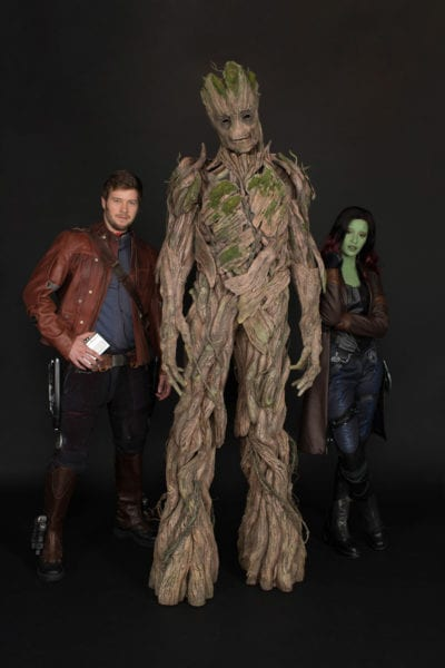 Guardians of the Galaxy in California Adventure