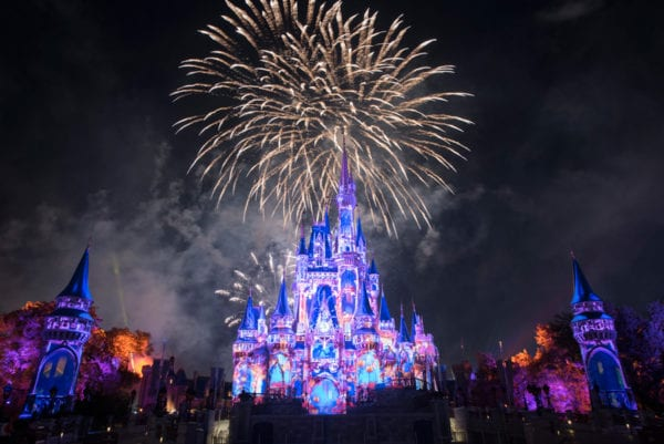 Disney Summer Events 2017 happily ever after fireworks show