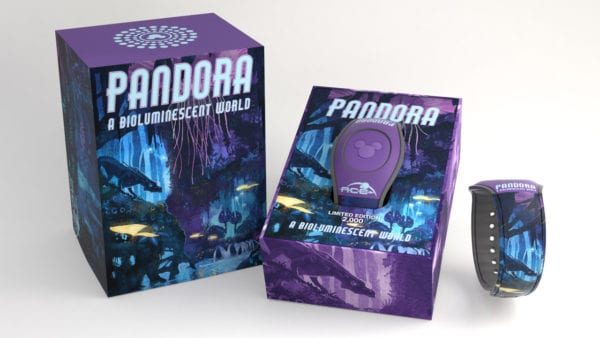3 Special Edition Pandora World of Avatar MagicBand 2 Models Released