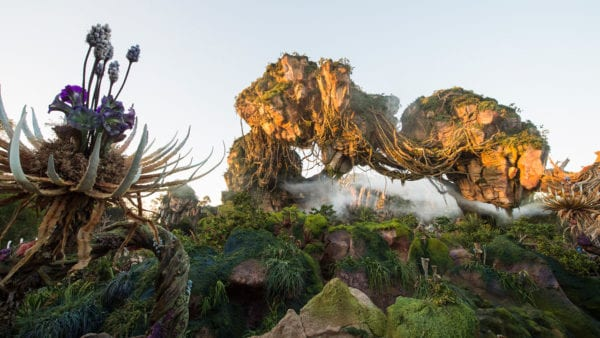 VIDEO: Pandora The World of Avatar Inspiration Behind the Details