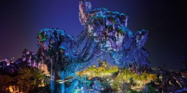 Animal Kingdom Ultimate Nights of Adventure night