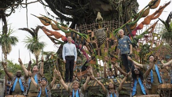 World of Avatar Dedication