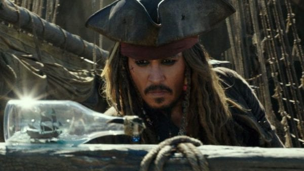 Hackers holding pirates of the caribbean ransom