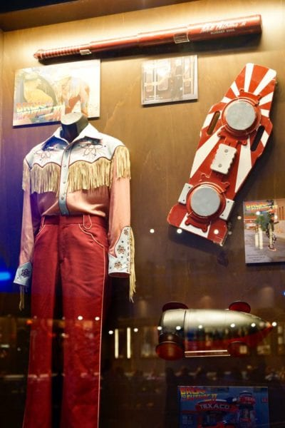 Planet Hollywood Observatory Review Back to the Future