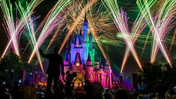 Wishes Fireworks Final Performance
