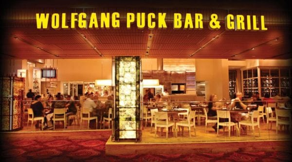 New Wolfgang Puck Bar and Grill Disney Springs