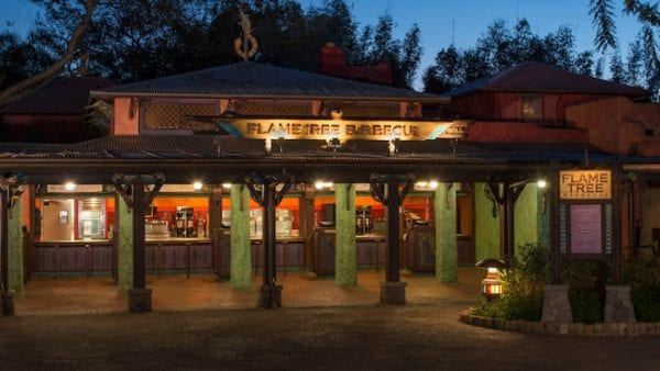 Disney's Mobile Order Coming to Flame Tree Barbecue