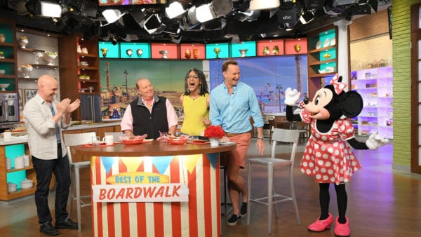 The Chew Returning for 2017 Epcot Food and Wine